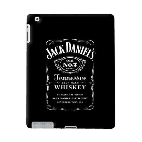 Jack Daniels Apple iPad Case