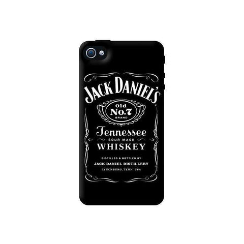 Jack Daniels Apple iPhone 4/4S Case