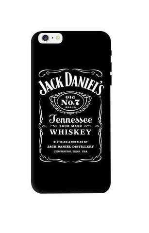 Jack Daniels Apple iPhone 6 Plus Case