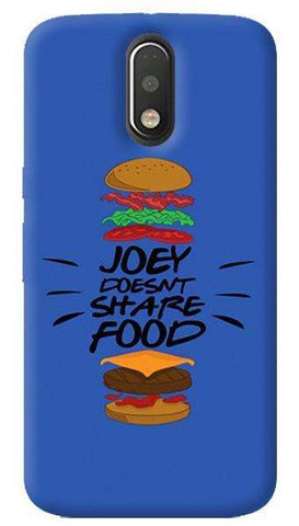 Joey Doesn't Share Food Motorola Moto G4/ G4 Plus Case