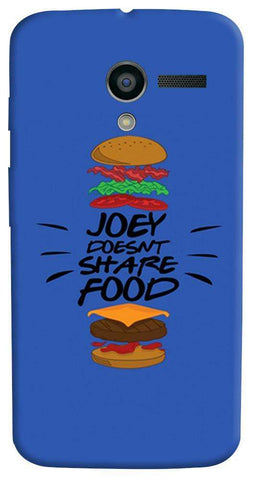 Joey Doesnt Share Food   Motorola Moto X Case