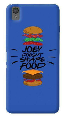 Joey Doesnt Share Food   Oneplus X Case
