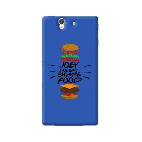 Joey Doesnt Share Food  Sony Xperia Z Case
