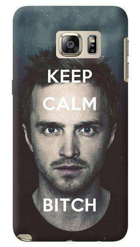 Keep Calm Bitch  Samsung Galaxy Note 5 Case