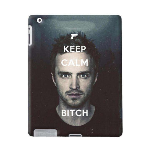 Keep Calm Bitch Apple iPad Case