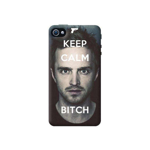 Keep Calm Bitch Apple iPhone 4/4S Case