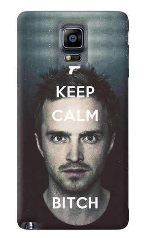 Keep Calm Bitch Samsung Galaxy Note 4 Case