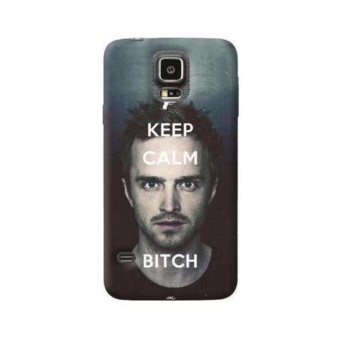 Keep Calm Bitch Samsung Galaxy S5 Case