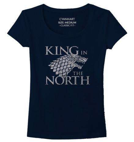 King In The North Women's T-Shirt