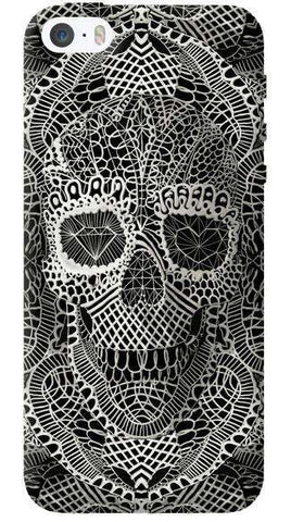 Lace Skull  Apple iPhone 5/5s Case