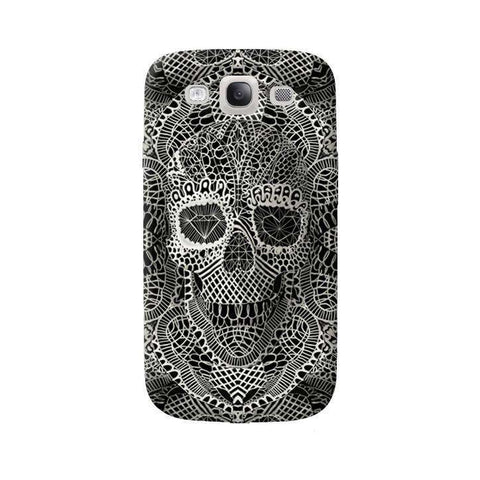 Lace Skull Samsung Galaxy S3 Case
