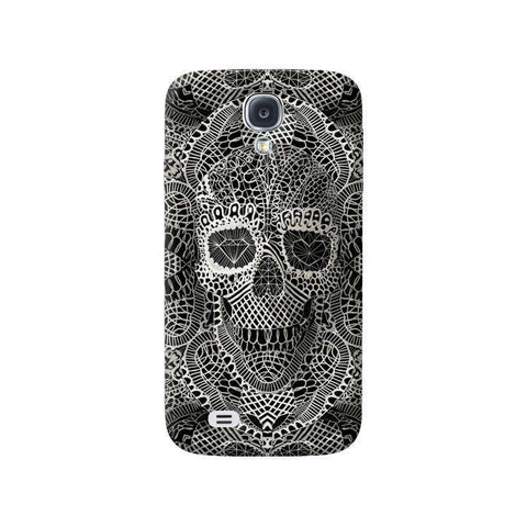 Lace Skull Samsung Galaxy S4 Case