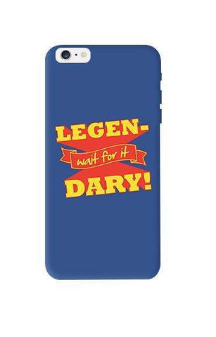 Legendary   Apple iPhone 6 Plus Case