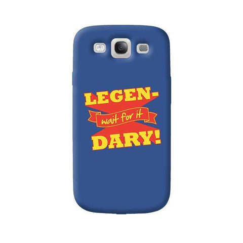 Legendary   Samsung Galaxy S3 Case
