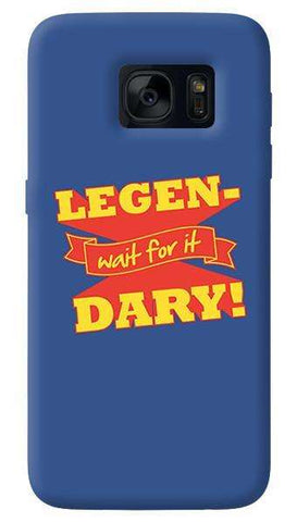 Legendary  Samsung Galaxy S7 Edge Case