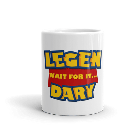 Legendary Coffee Mug