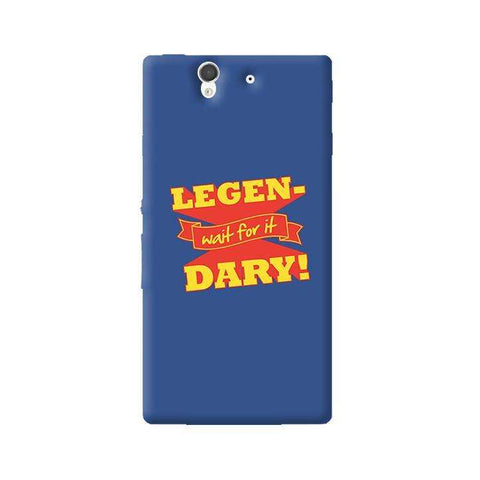 Legendary Sony Xperia Z Case