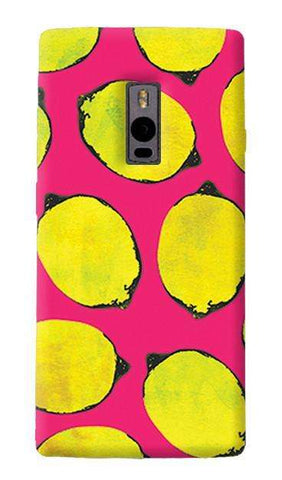 Lemon Pink OnePlus Two Case
