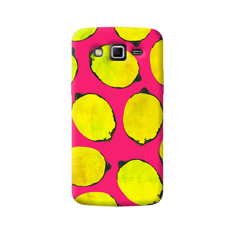 Lemon Pink Samsung Galaxy Grand 2 Case