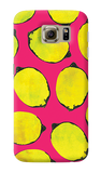 Lemon Pink Samsung Galaxy S6 Case