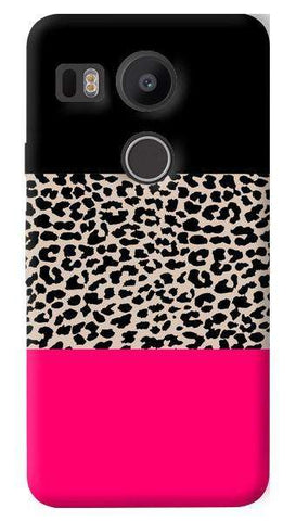 Leopard Flag   Nexus 5X Case