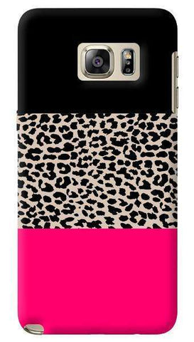 Leopard Flag  Samsung Galaxy Note 5 Case