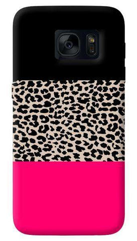Leopard Flag  Samsung Galaxy S7 Case
