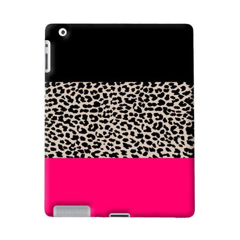 Leopard Flag Apple iPad Case