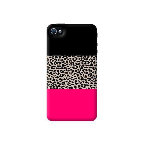 Leopard Flag Apple iPhone 4/4S Case