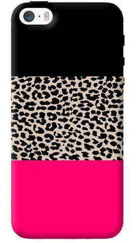 Leopard Flag Apple iPhone 5C Case