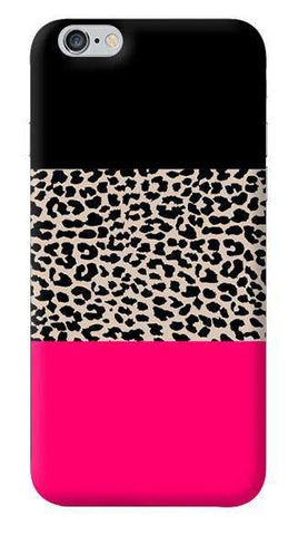 Leopard Flag Apple iPhone 6/6S Case