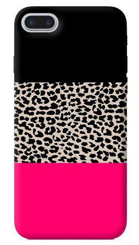 Leopard Flag Apple iPhone 7 Plus Case