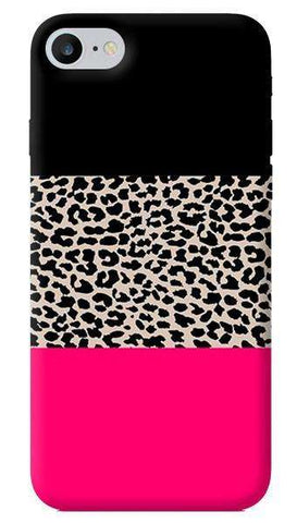 Leopard Flag iPhone 7 Case