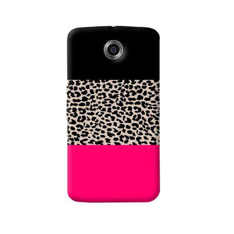 Leopard Flag Nexus 6 Case