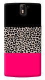 Leopard Flag Oneplus One