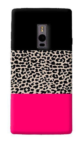 Leopard Flag OnePlus Two Case