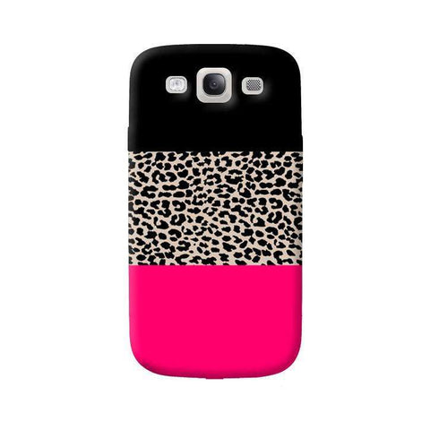 Leopard Flag Samsung Galaxy S3 Case