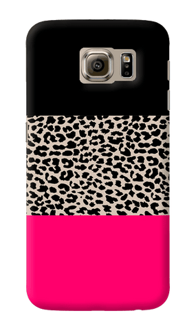 Leopard Flag Samsung Galaxy S6 Case