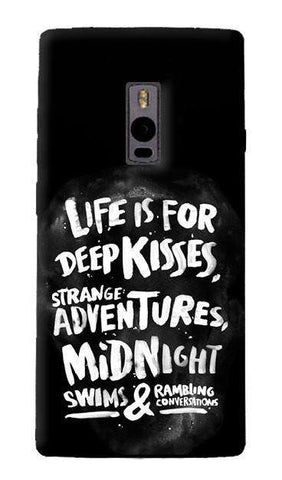 Life Is For OnePlus Two Case