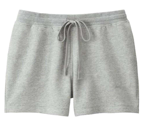 Light Grey Women's Sweatshorts