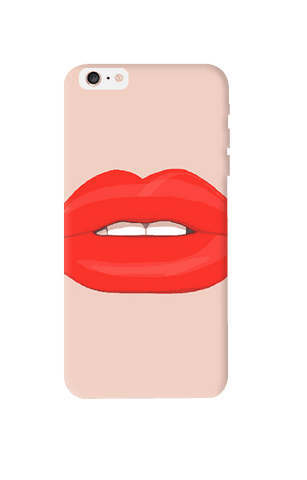 Lips Apple iPhone 6 Plus Case