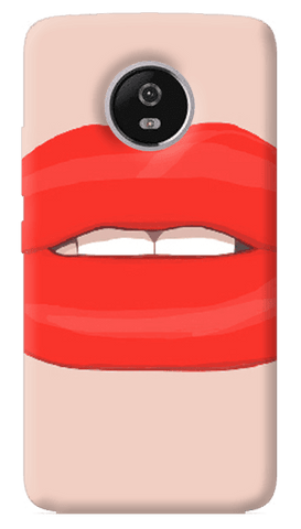 Lips Motorola Moto G5 Plus Case