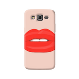 Lips Samsung Galaxy Grand 2 Case