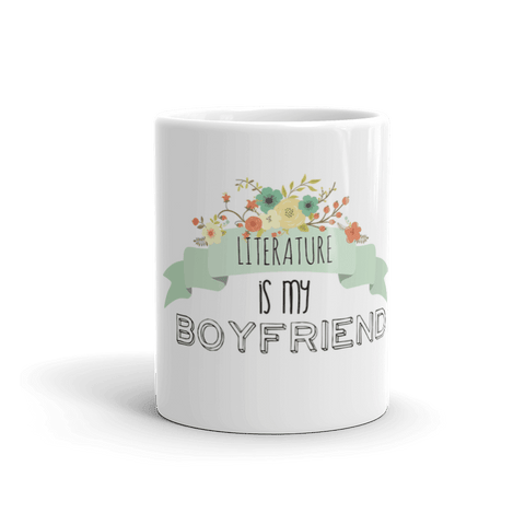 Literature Coffee Mug