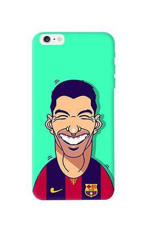 Luis Suarez   Apple iPhone 6 Plus Case