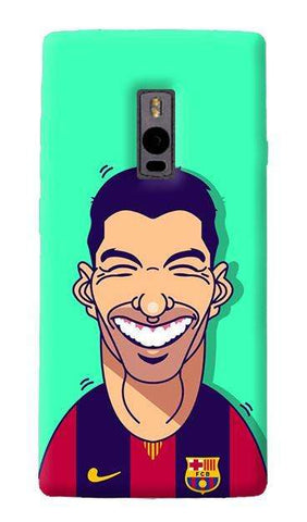 Luis Suarez   OnePlus Two Case
