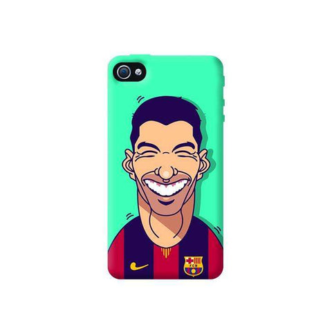 Luis Suarez  Apple iPhone 4/4S Case