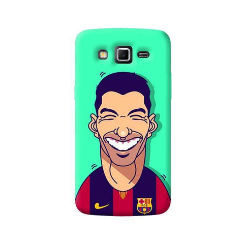 Luis Suarez  Samsung Galaxy Grand 2 Case