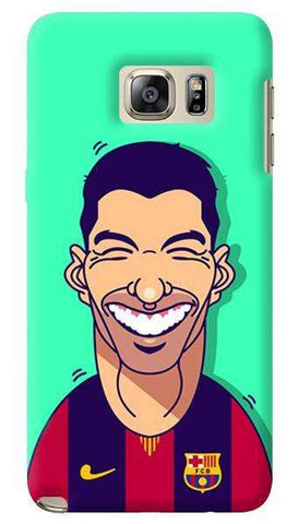 Luis Suarez  Samsung Galaxy Note 5 Case