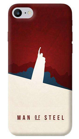 Man Of Steel iPhone 7 Case